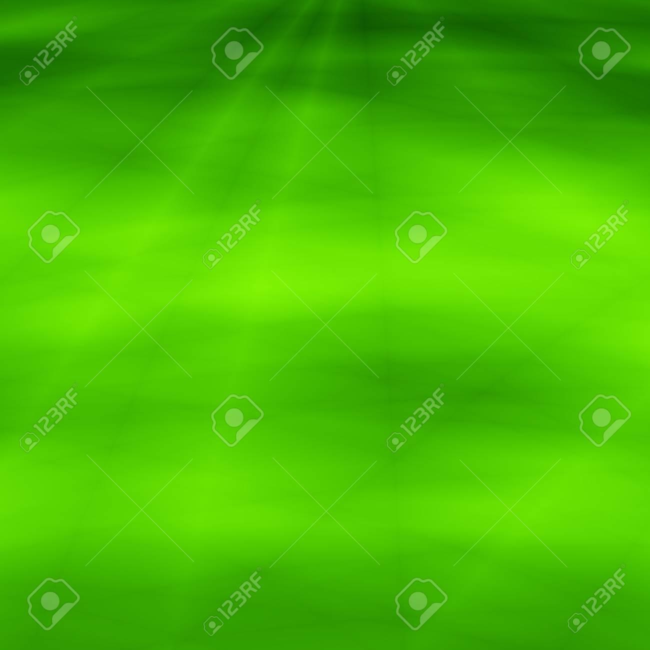 背景グリーン 抽象柄夏のシンプルな壁紙 の写真素材 画像素材 Image