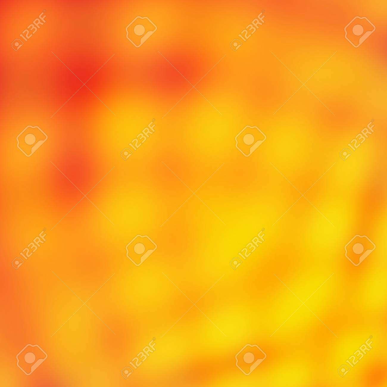 Summer Party Backdrop Orange Wallpaper Design