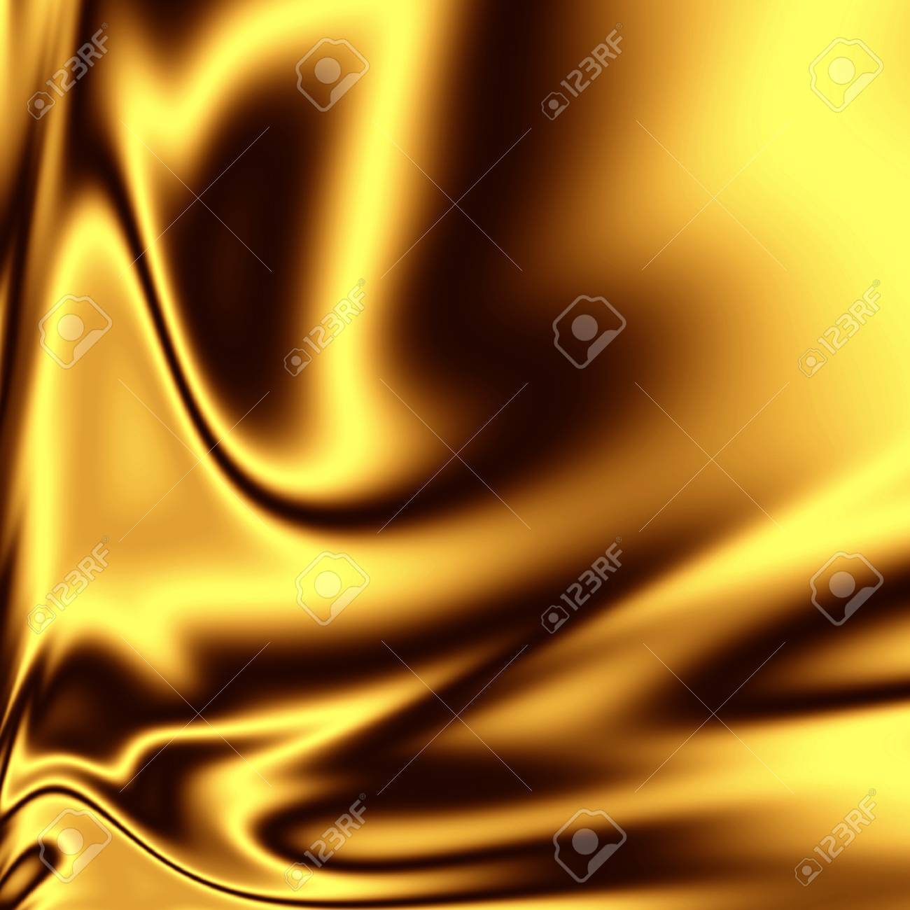 Texture Gold Abstract Art Wallpaper Modern Design