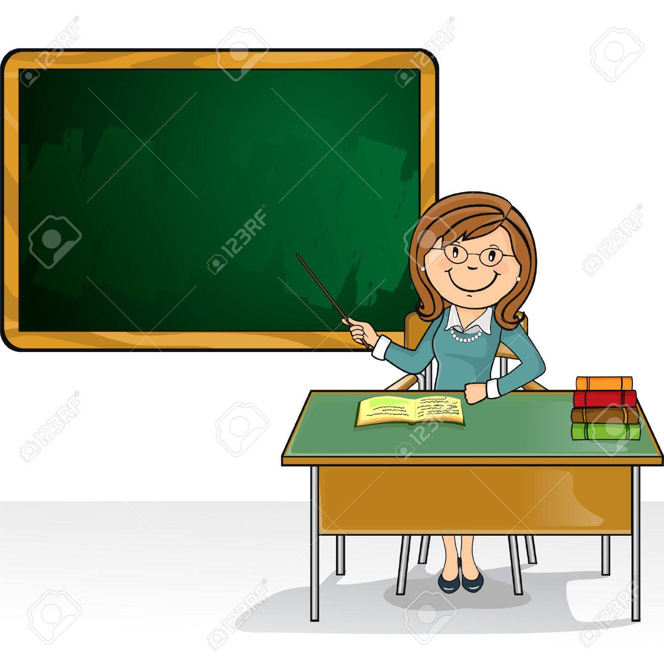 С учителем на столе 8 фотография