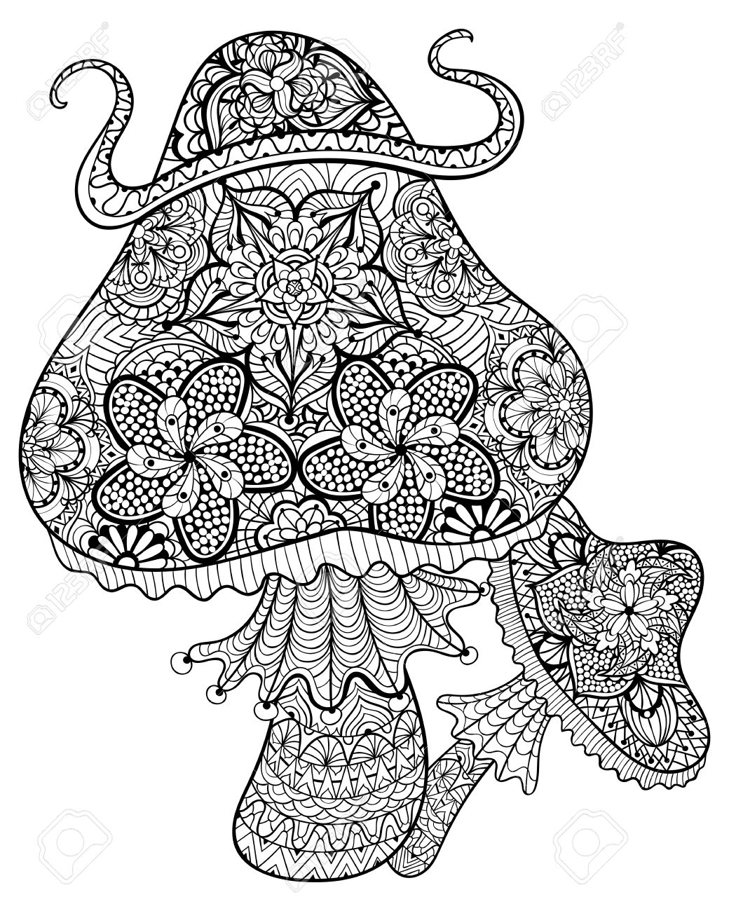 50 398 coloring pages stock vector illustration and royalty free