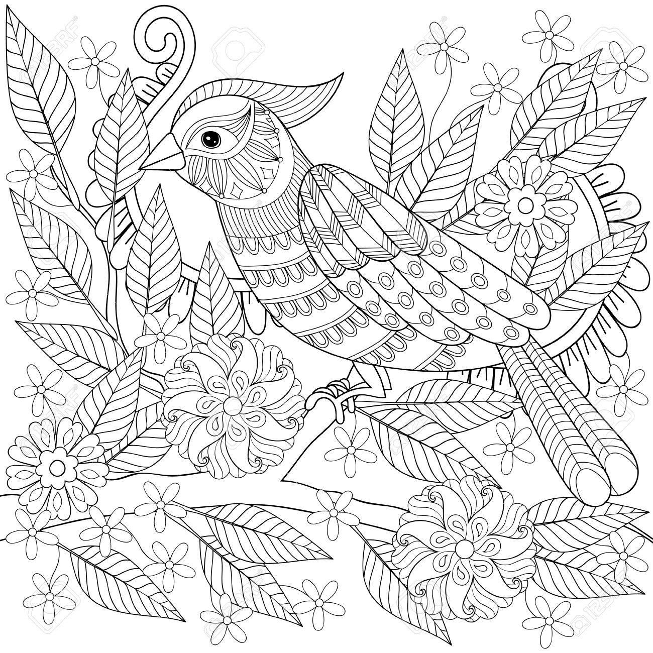 Großartig Tweety Vogel Färbung Seite Zeitgenössisch - Malvorlagen ...