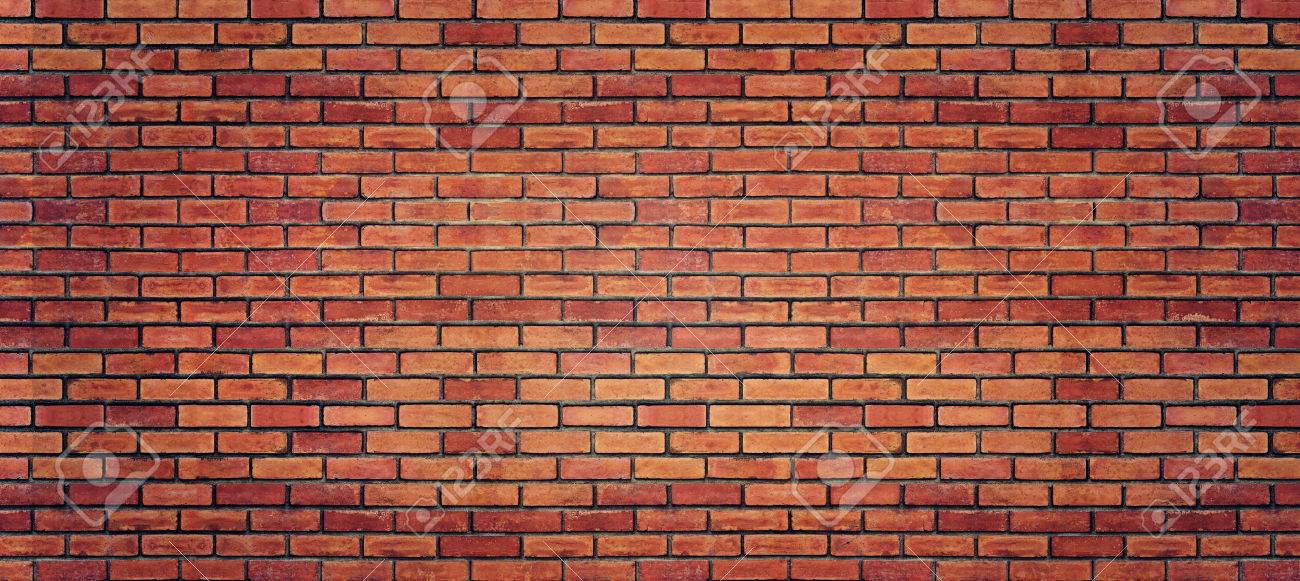 Red brick wall texture for background Standard-Bild - 60274172