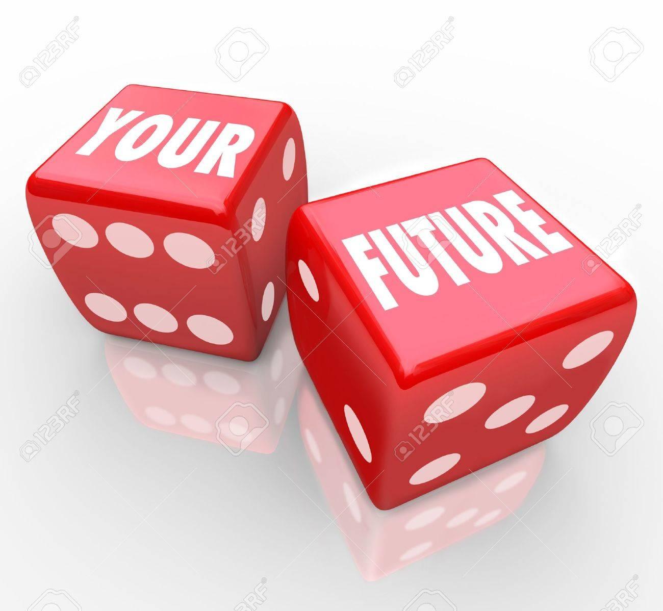 Risks and gambling more gambling