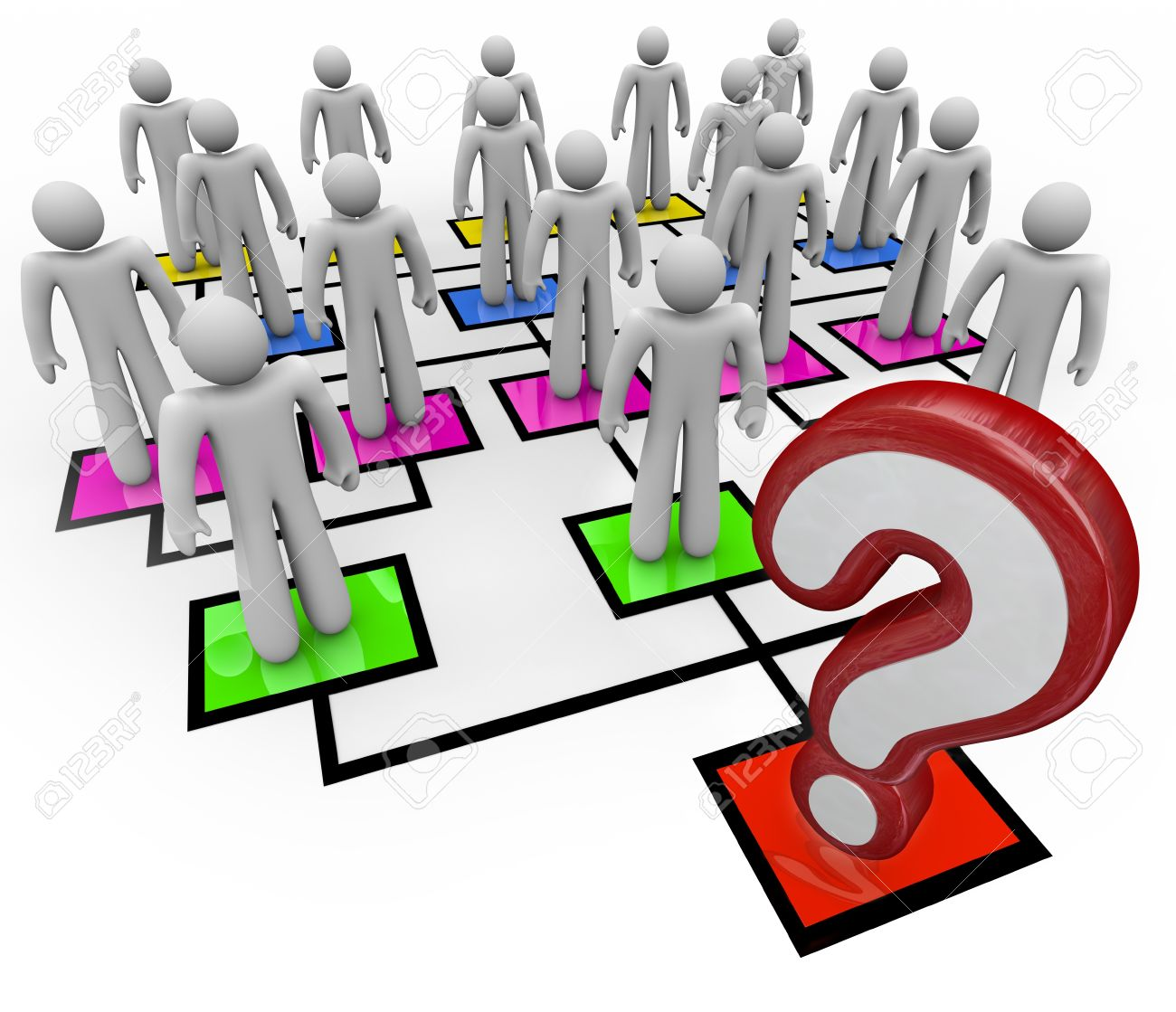 an organization wonders what to do in a lack of leadership an organization wonders what to do in a lack of leadership a question mark where