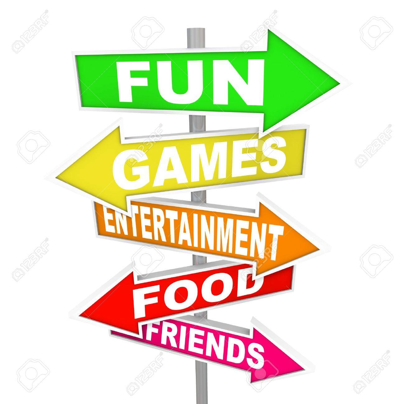 and fun games