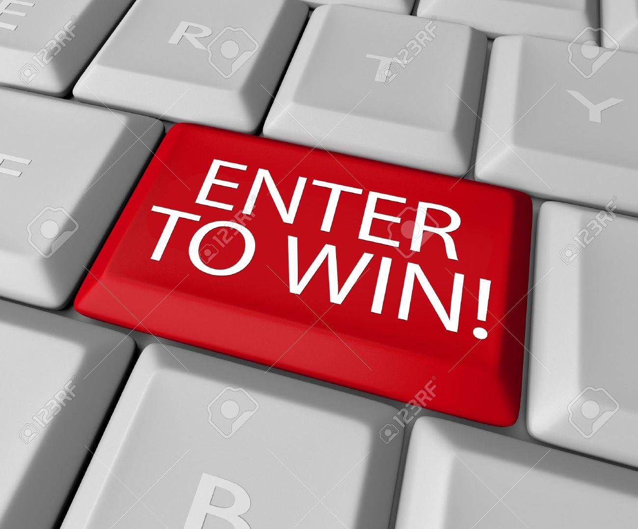 win bet stock photos pictures royalty win bet images and win bet a red key on a computer keyboard the words enter to win