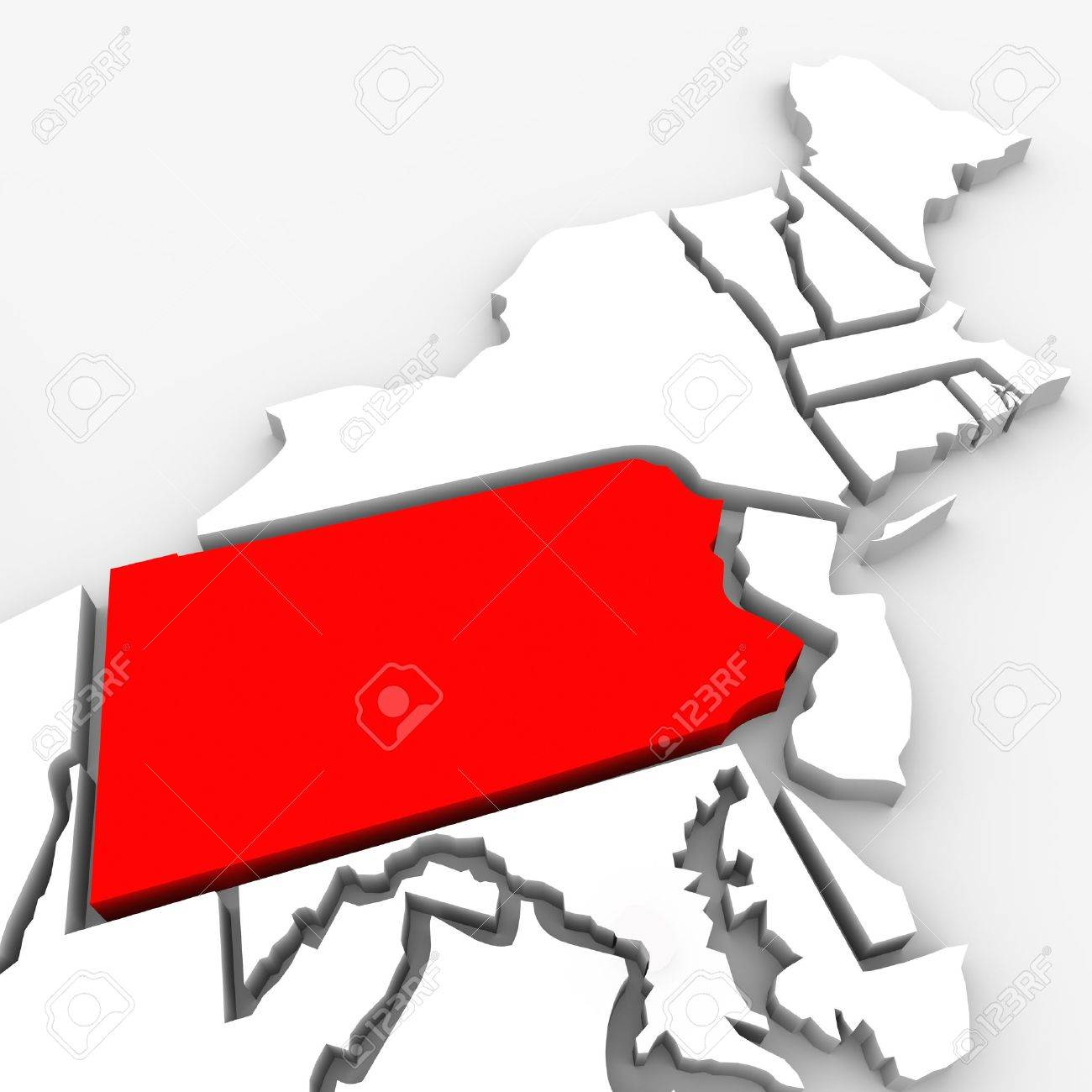United States Outline Stock Photos  Pictures Royalty Free United - Free united states map graphic