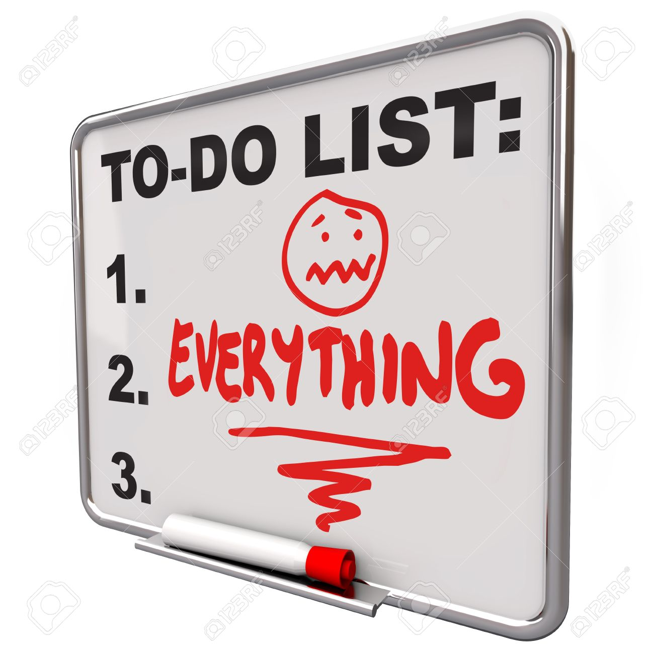 too much work stock photos pictures royalty too much work too much work the word everything on a to do list on a dry