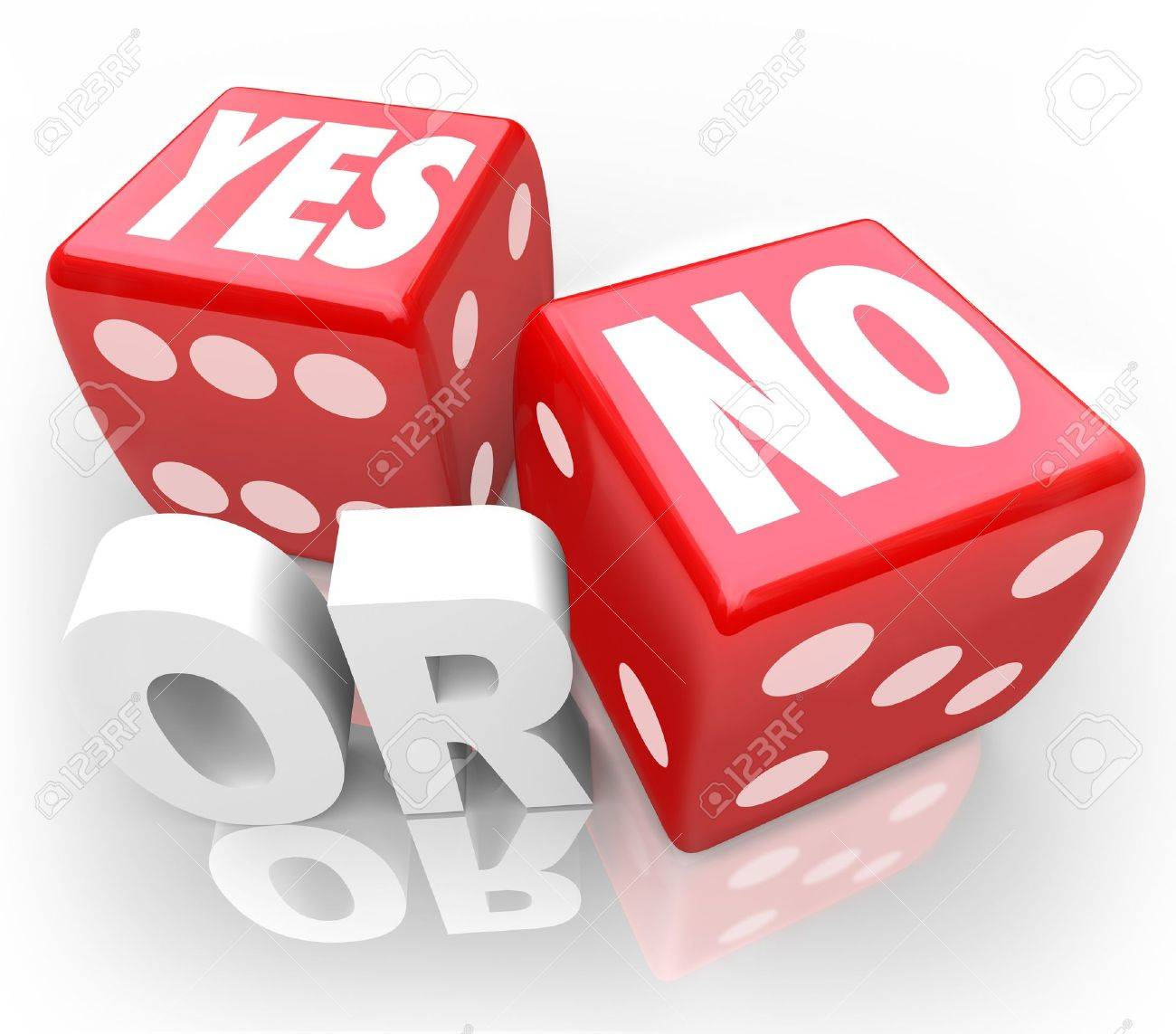The letters Q & A on red dice to symbolize questions and answers to customer questions or assistance to frequently asked queries Stock Photo - 20163264