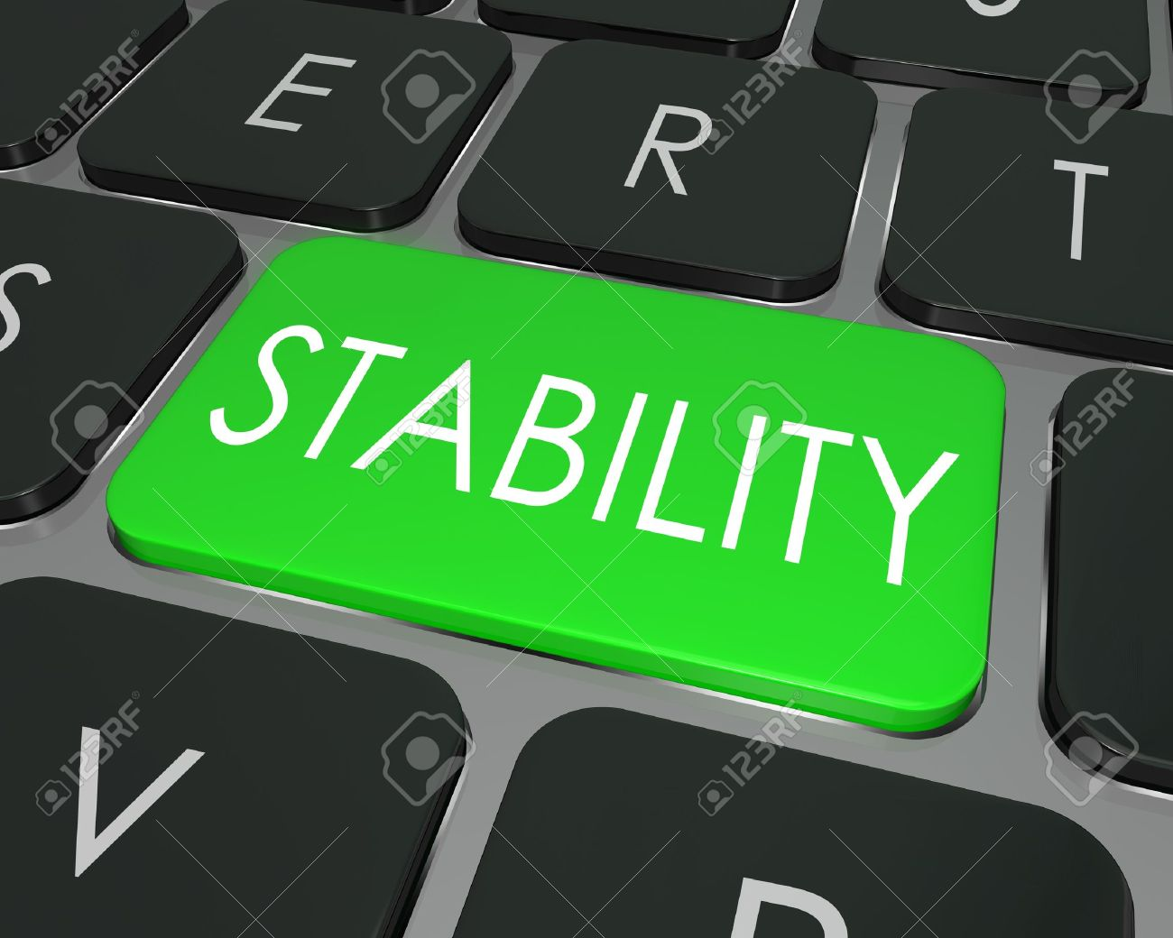 The word Stability on a Word Stability