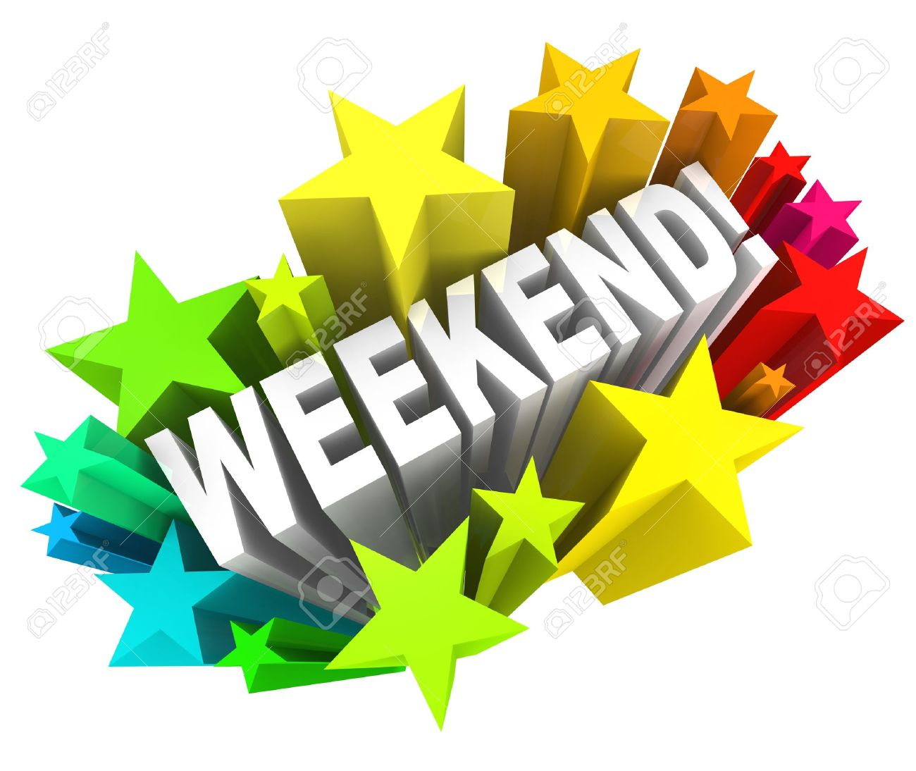 Image result for The word weekend