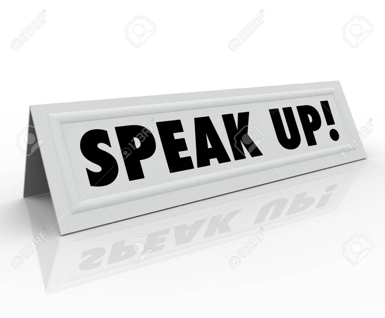 Les Mots Prennent La Parole Sur Une Tente De Papier Ou Carte Visite Vous Invite Partager Vos Penses Ides Commentaires Ractions Avis