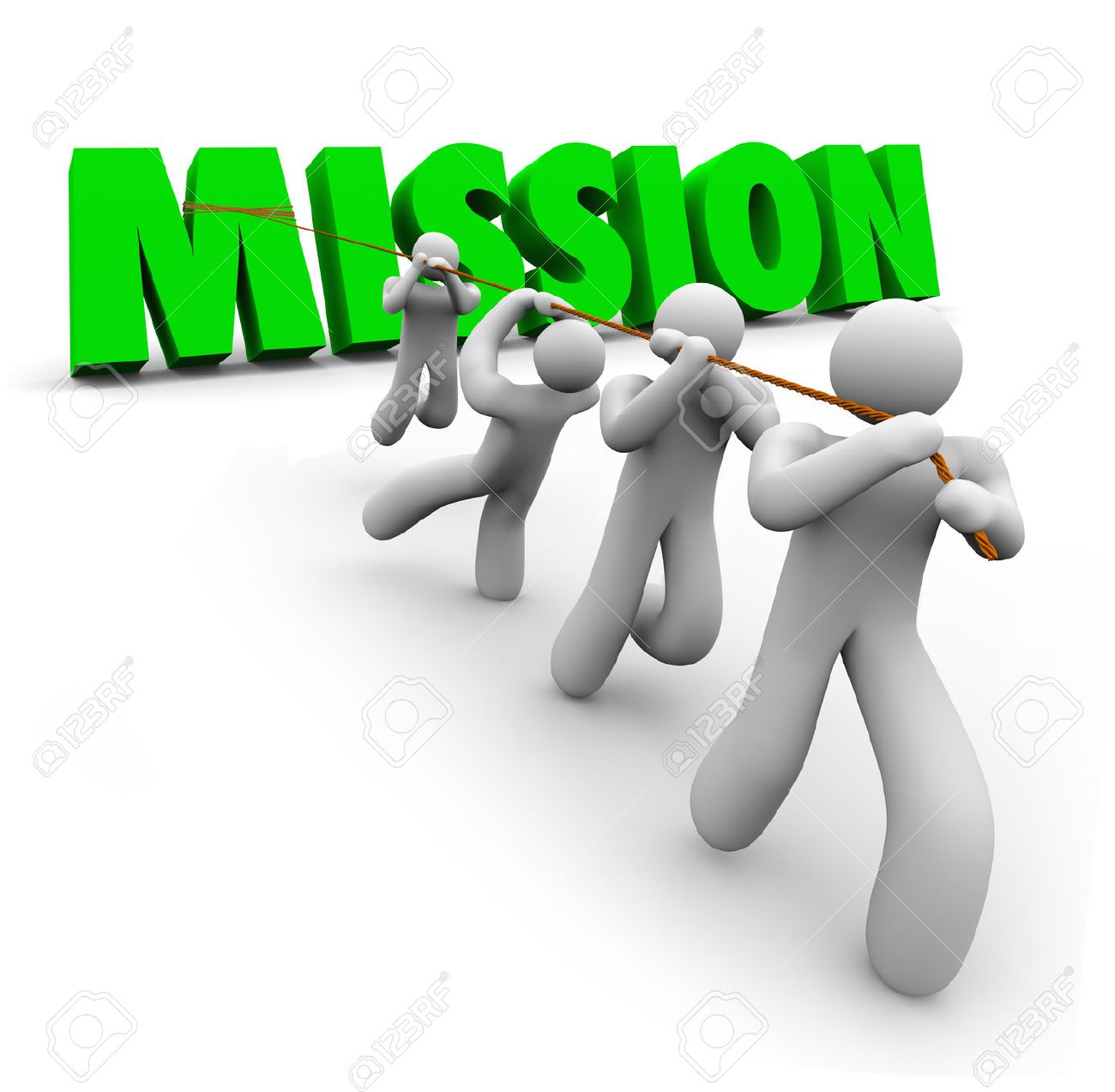 goals and objectives stock photos images royalty goals and goals and objectives mission word pulled up by a team of workers striving together to