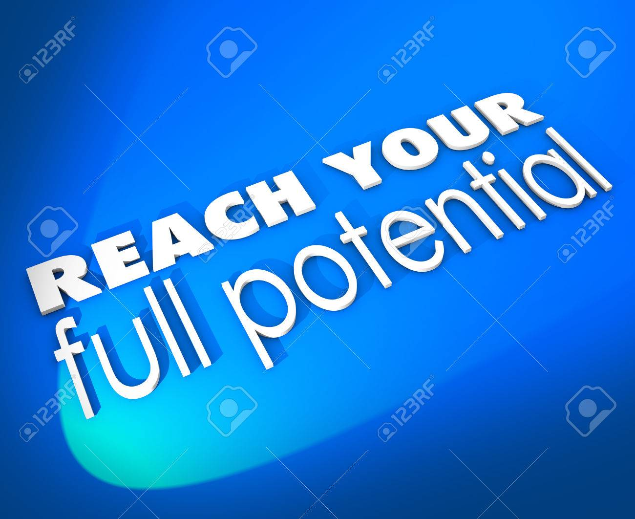 Reach Your Full Potential (Collection)