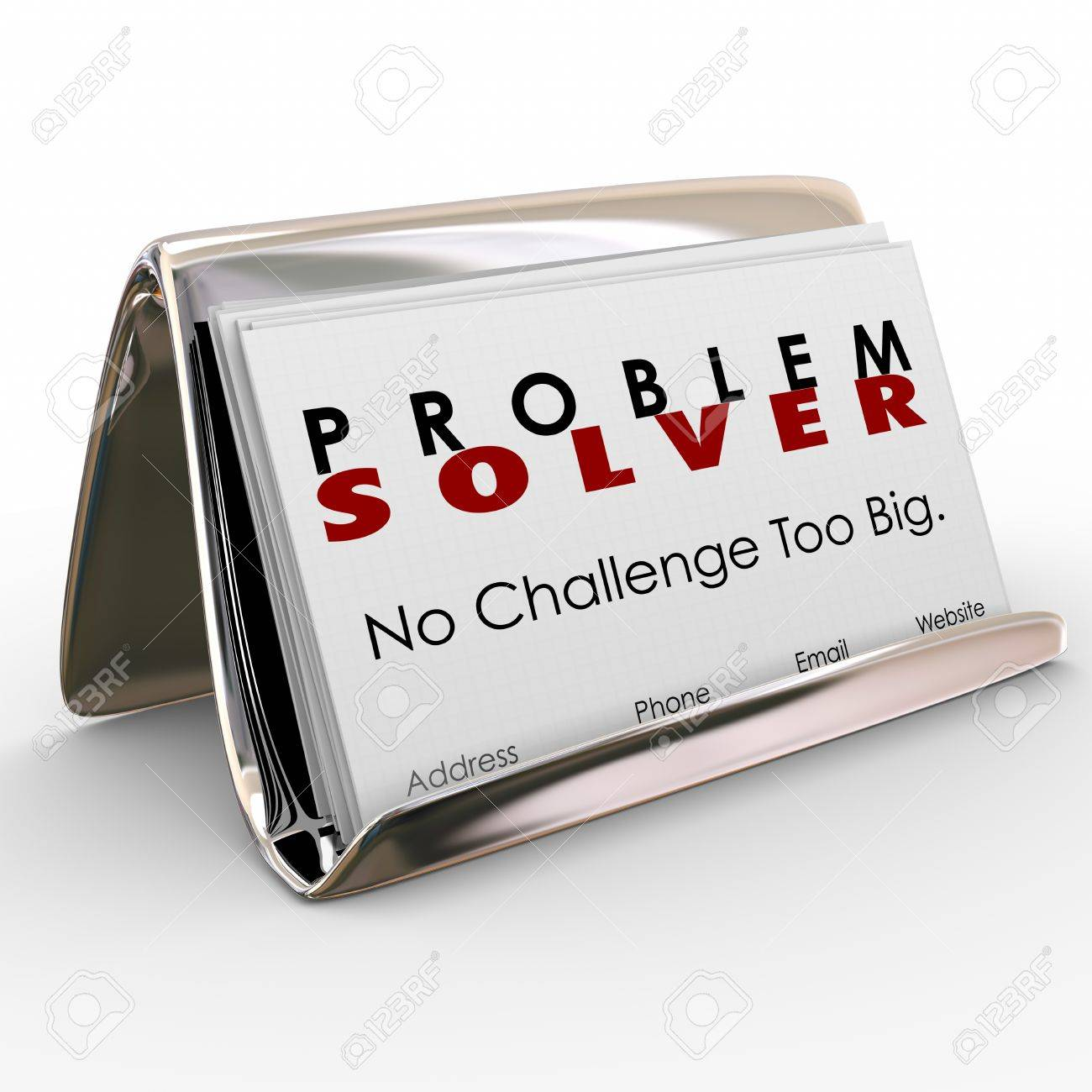 problem solver words on business cards to sp the word on problem solver words on business cards to sp the word on your consultant job or career