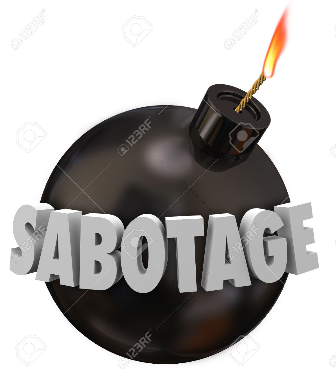 how to sabotage someone