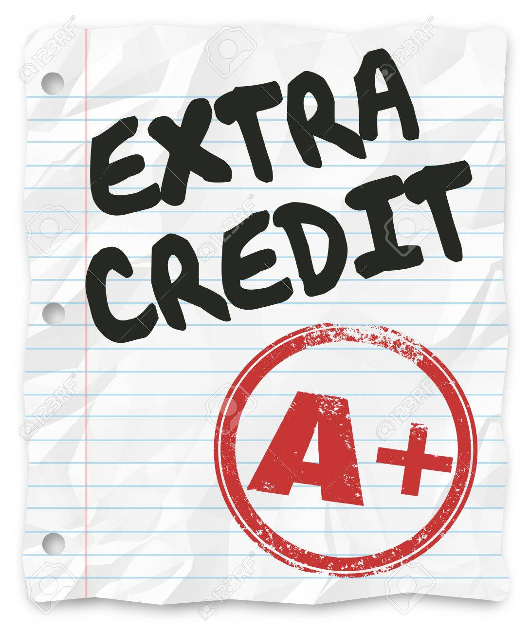 Image result for extra credit