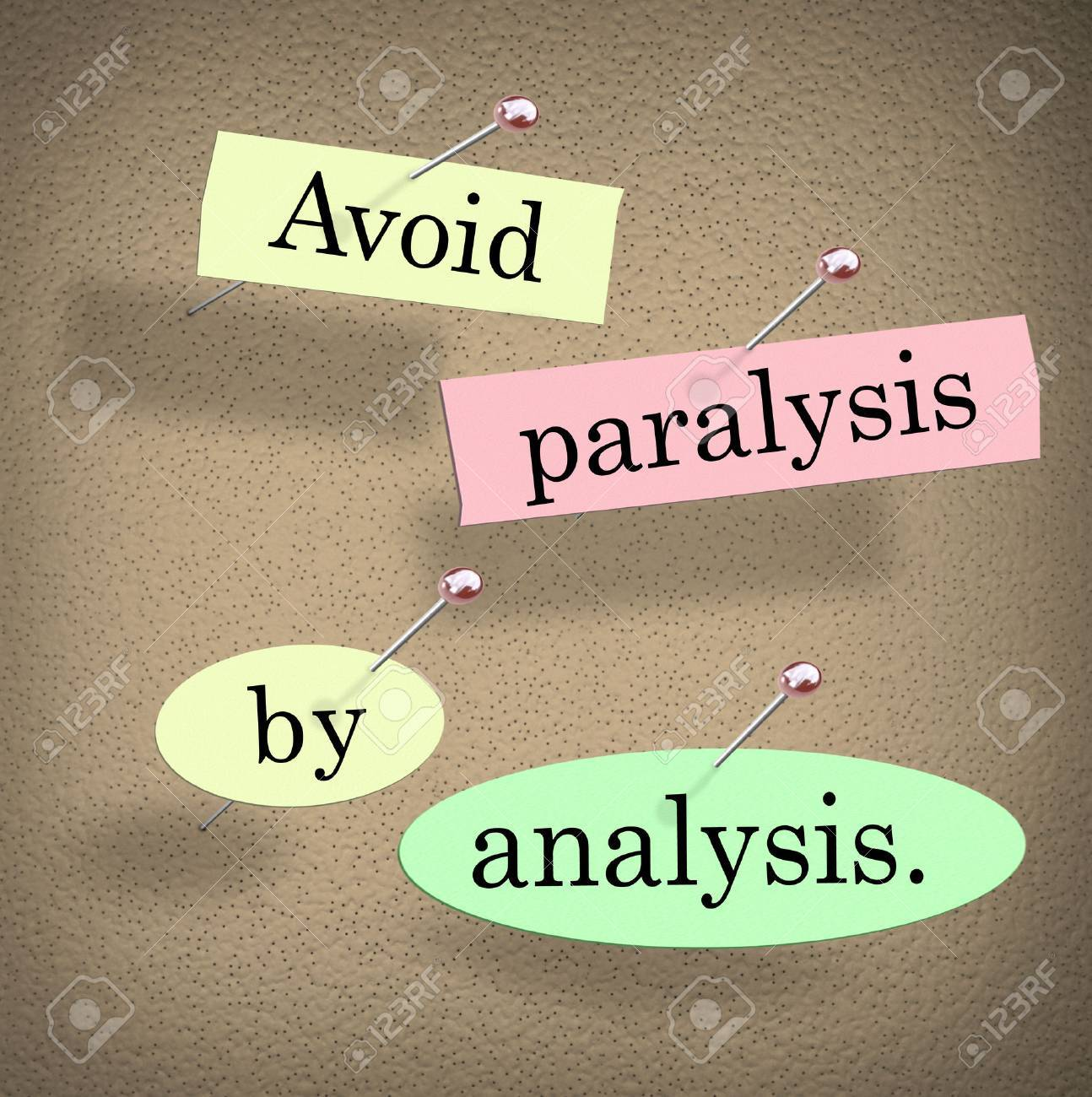 Communication on this topic: The Paralysis of Analysis: On Overthinking, the-paralysis-of-analysis-on-overthinking/