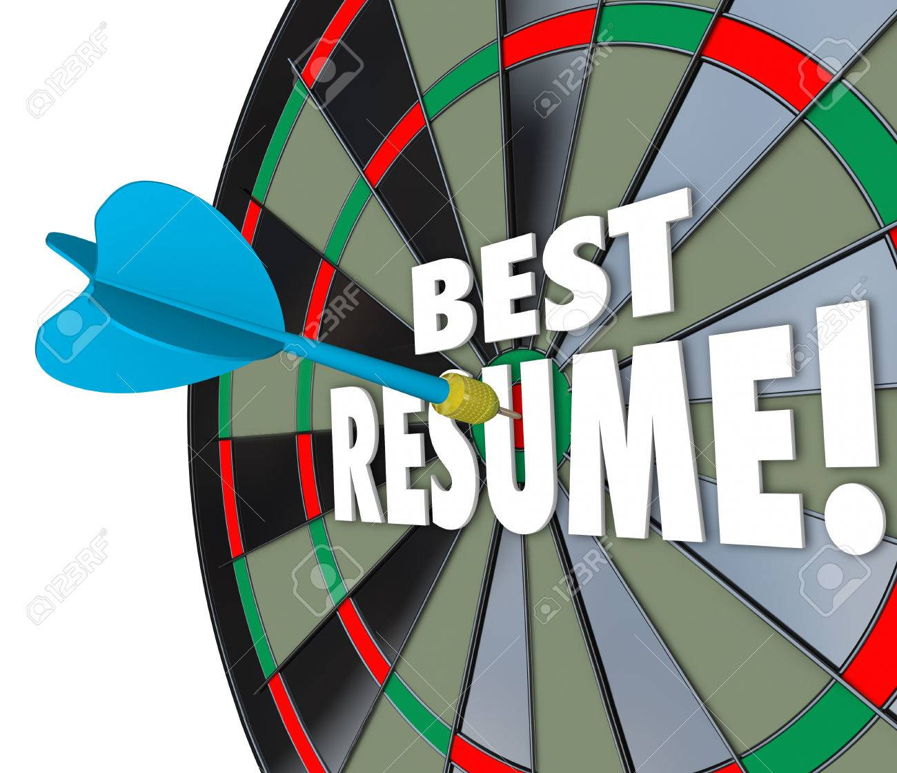 best resume d words on a dart board to illustrate your skills best resume 3d words on a dart board to illustrate your skills experience references