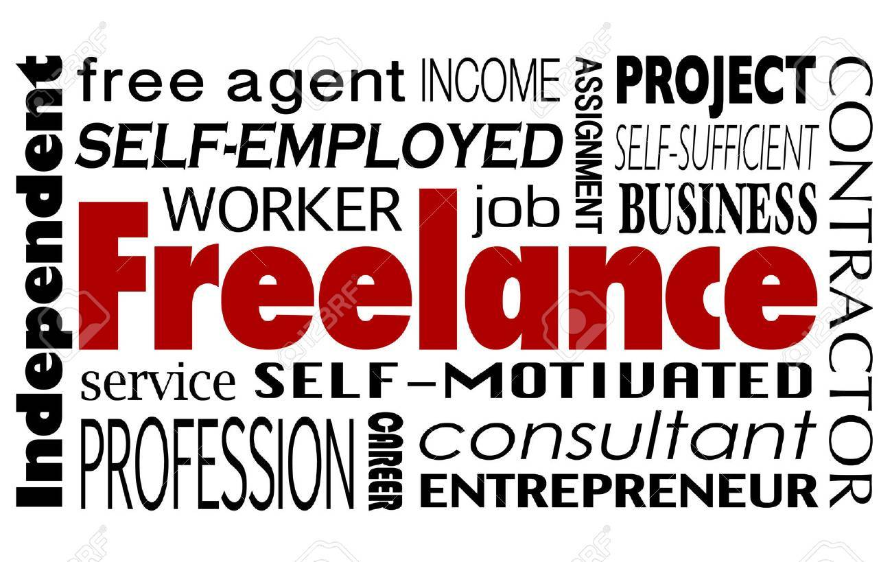 Freelancers - who are they, and where did the word come from