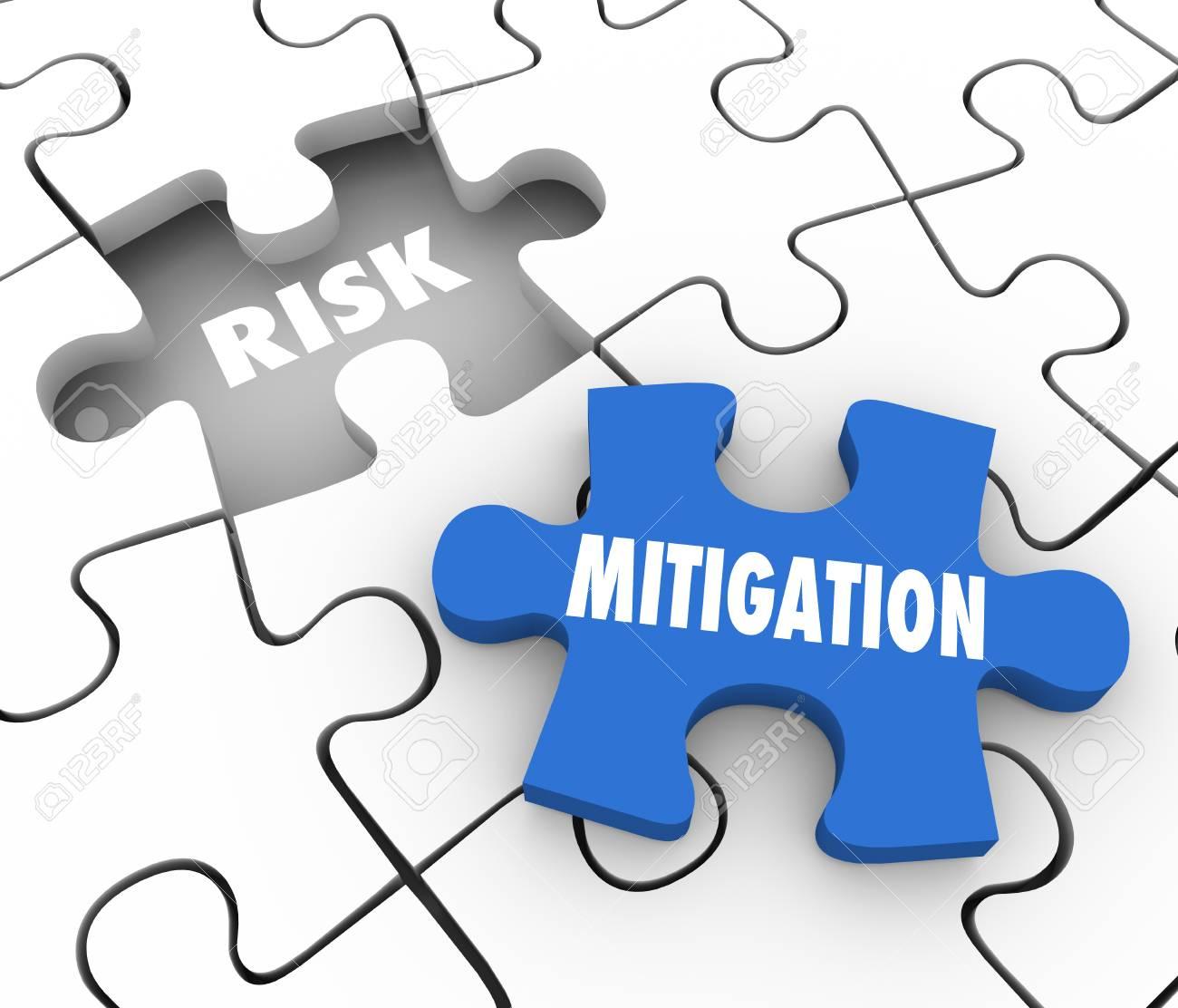 Que es mitigación de riesgos