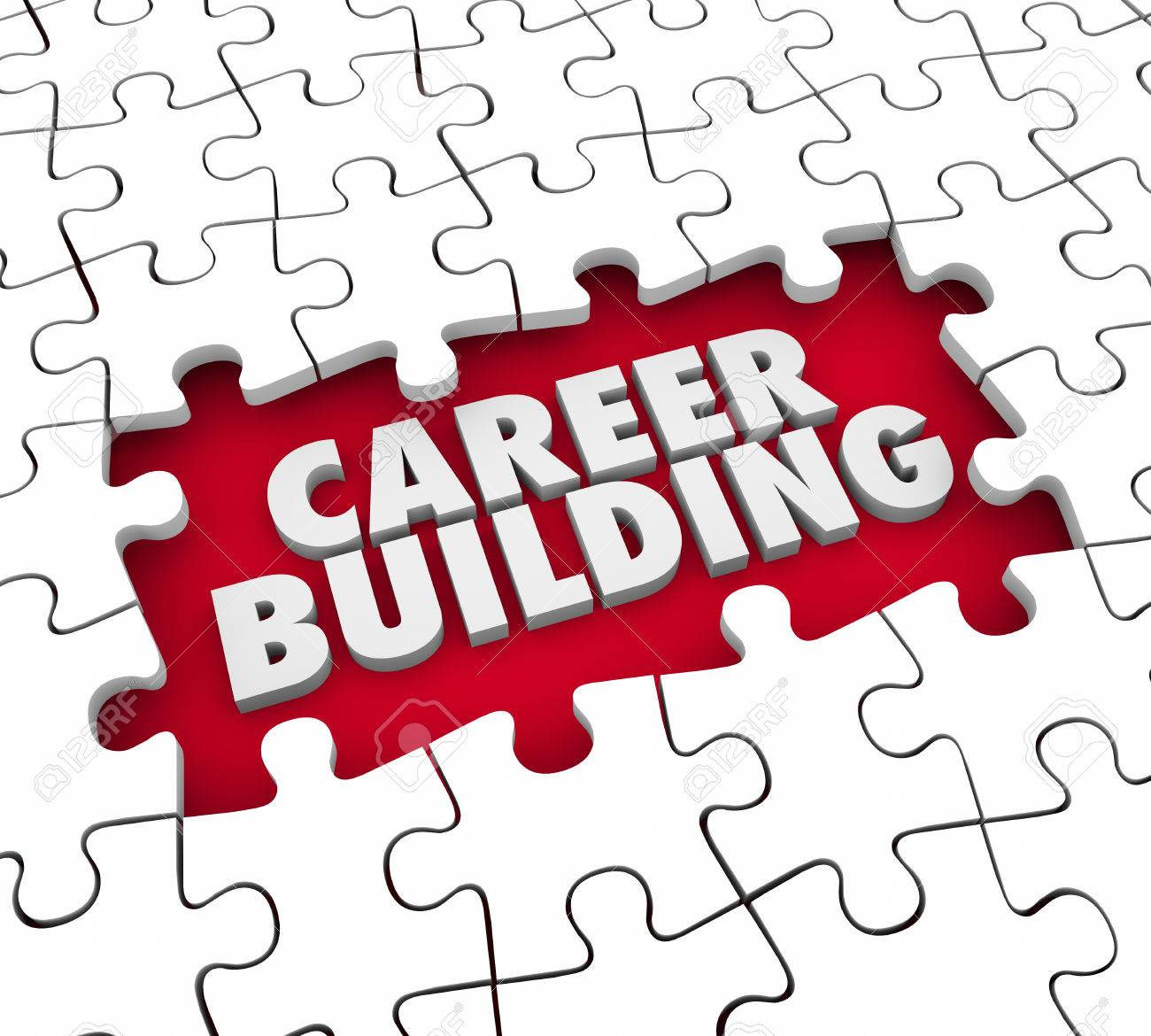 career building puzzle pieces starting a new job or position career building puzzle pieces starting a new job or position for experience skills and references