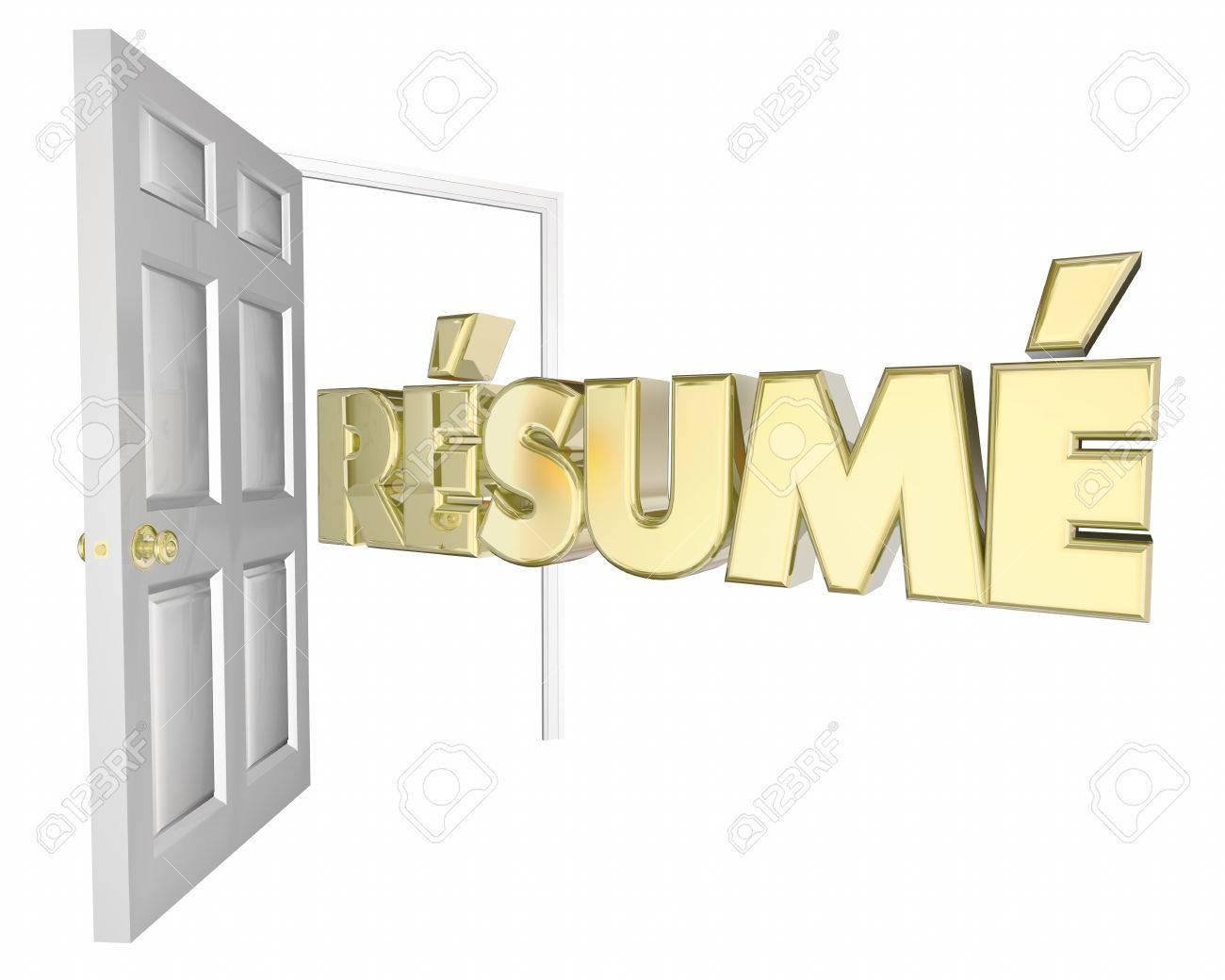 Entrevista Reanudar La Puerta Abierta Oportunidad De Trabajo 3d ...