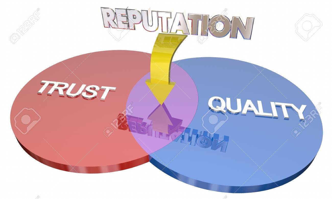 Trust quality reputation venn diagram best company 3d illustration trust quality reputation venn diagram best company 3d illustration stock illustration 72586551 pooptronica Images