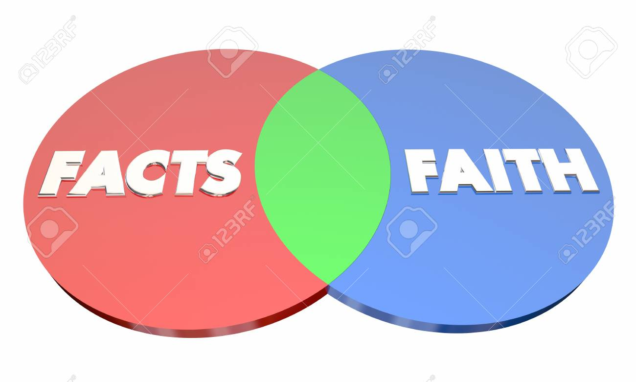 Facts vs faith venn diagram religion or science 3d illustration facts vs faith venn diagram religion or science 3d illustration stock illustration 92552170 pooptronica Image collections