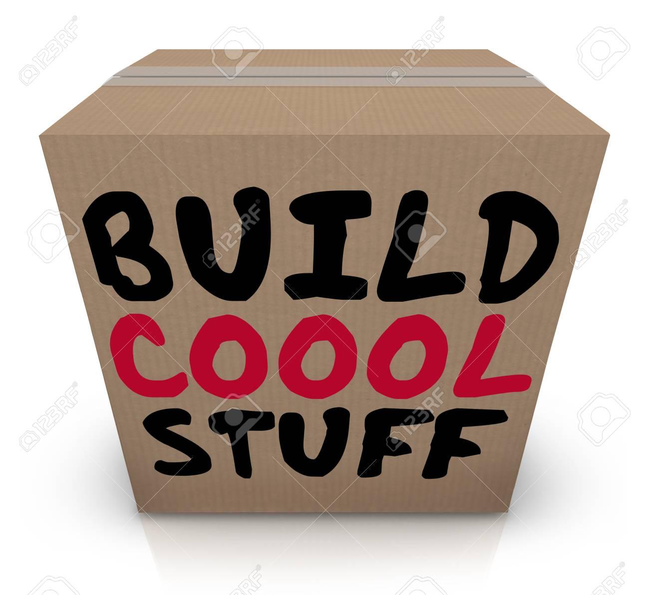 Build Cool Stuff Box Project Tools Materials Make Invent 3d