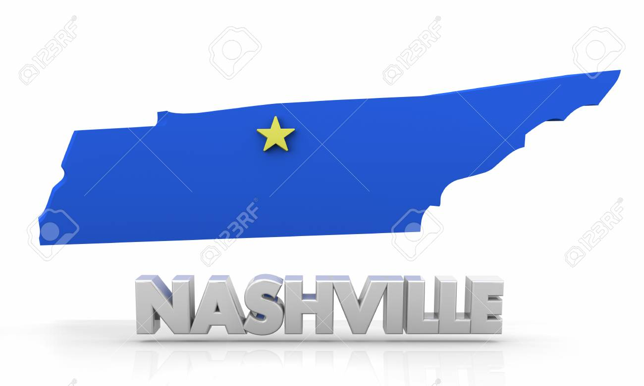 City Map Of Nashville Tn on