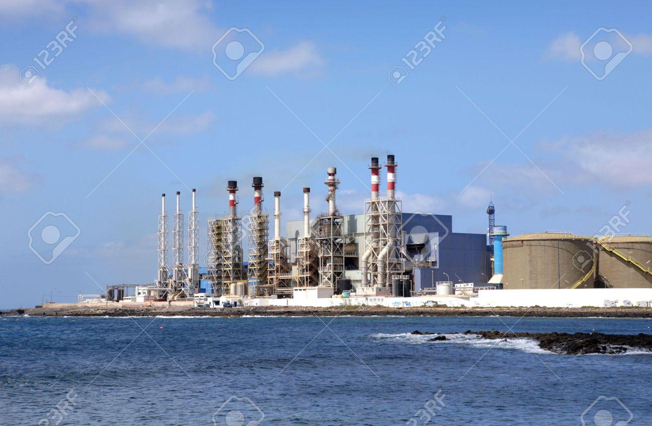 Desalination Plant - 5292412