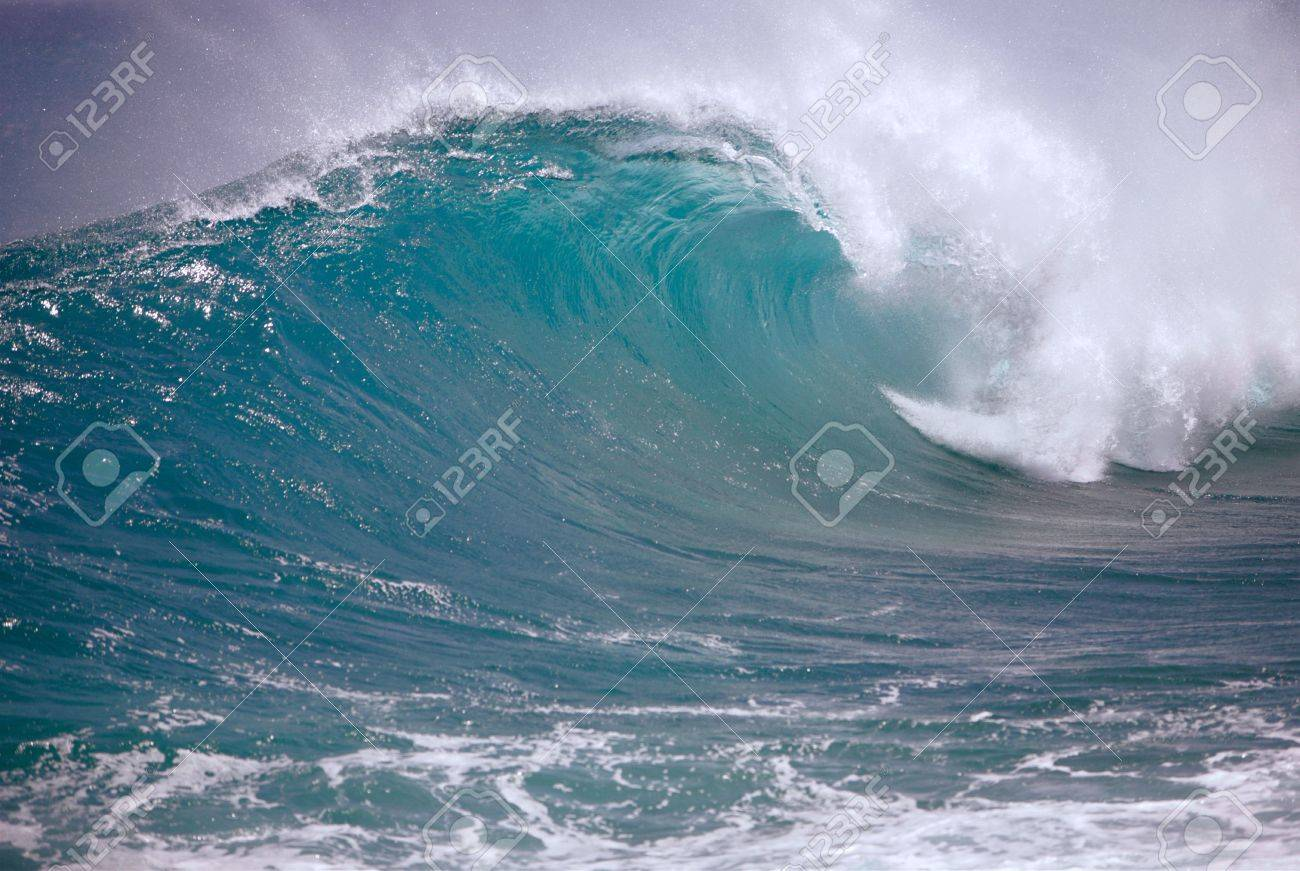 Ocean wave Stock Photo - 7116467