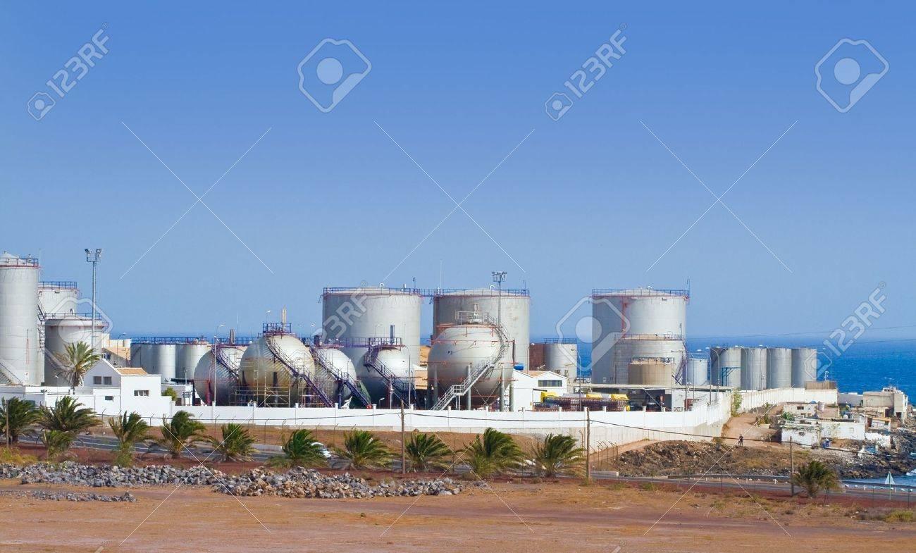 Desalination Plant - 7917803