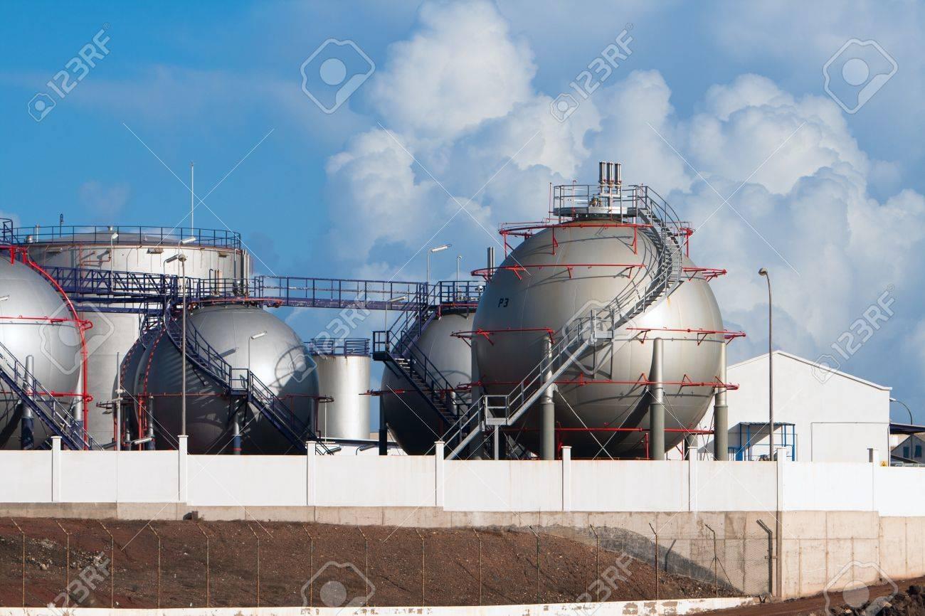 Part of Desalination Plant in Lanzarote - 11515949