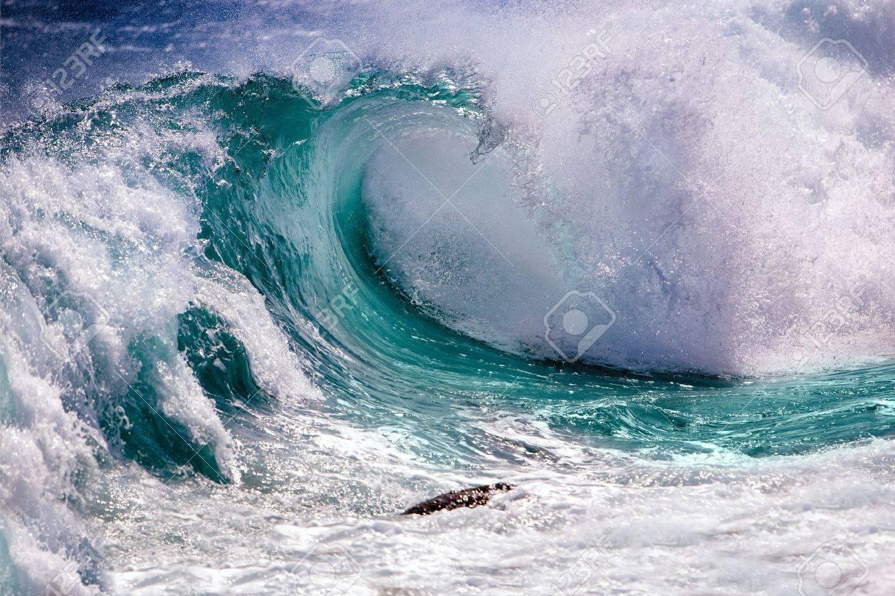 Ocean wave - 13957242