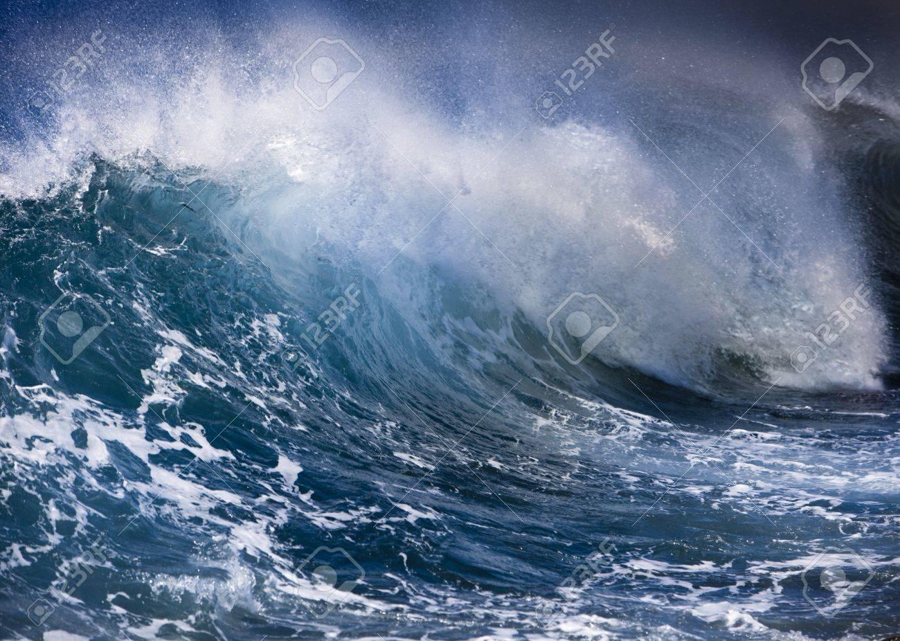 Ocean wave - 17542429