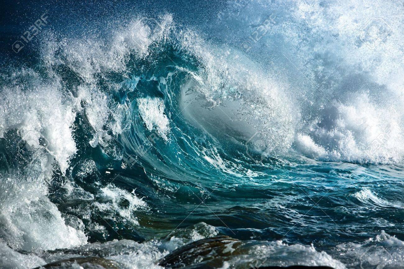 Ocean wave - 17708314