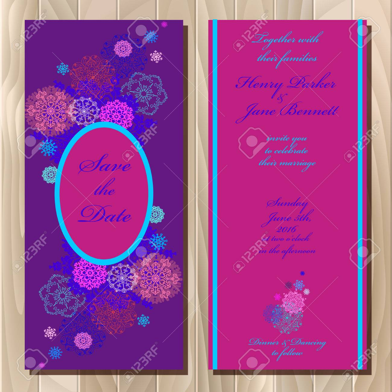 Pink And Blue Wedding Invitations Image Collections Party Invitation Card With Red