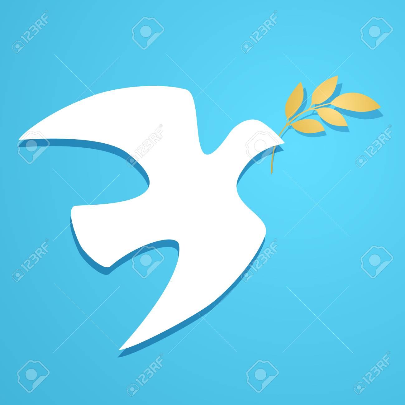 Schablone Friedenstaube 1 Medienwerkstatt
