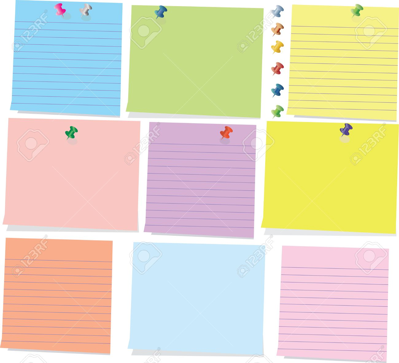 Free vector graphic sticky note note info paper free image on - Colorful Sticky Notes Stock Vector 4450772
