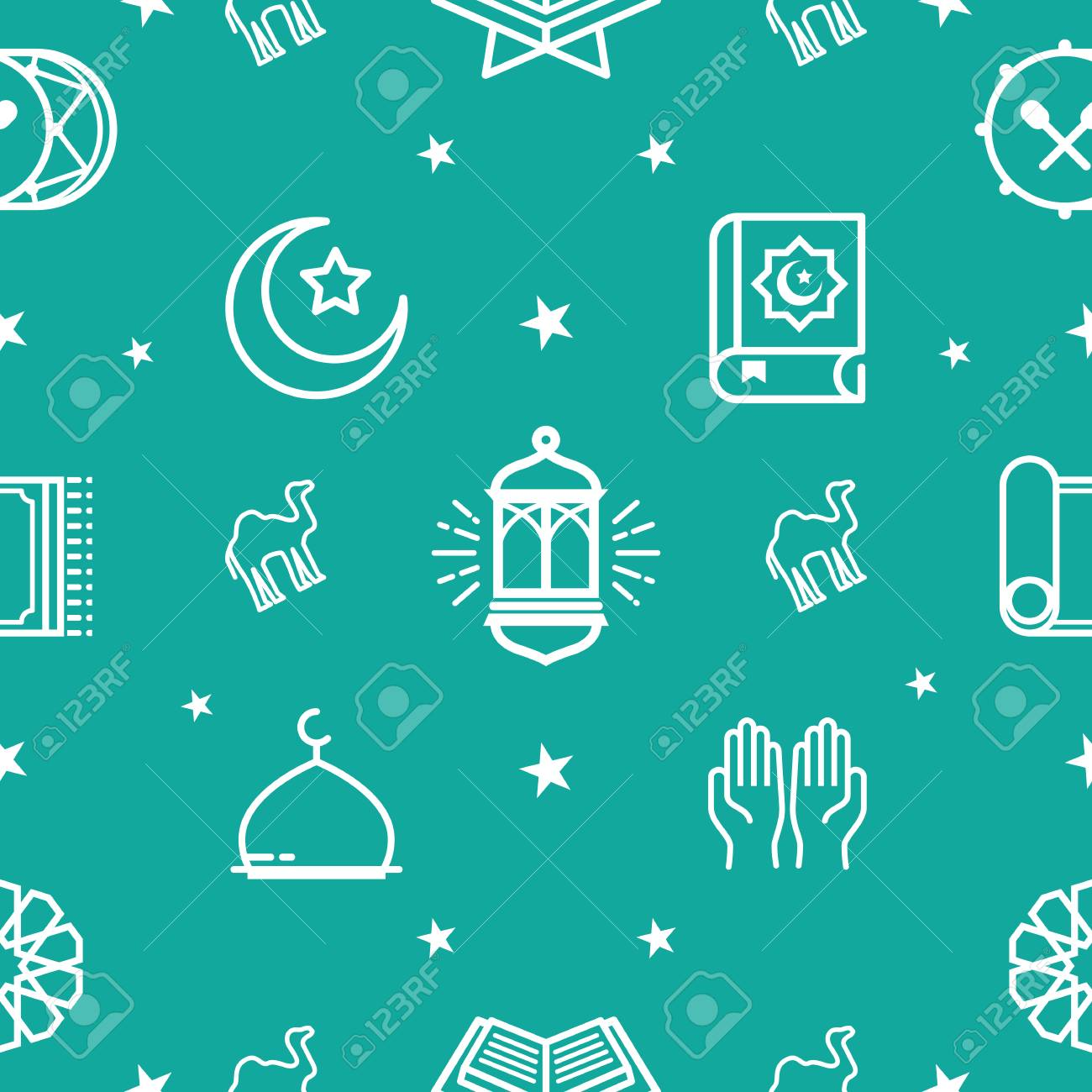 Ramadhan Pattern  Eid Mubarak Background, Ramadan Kareem Pattern,