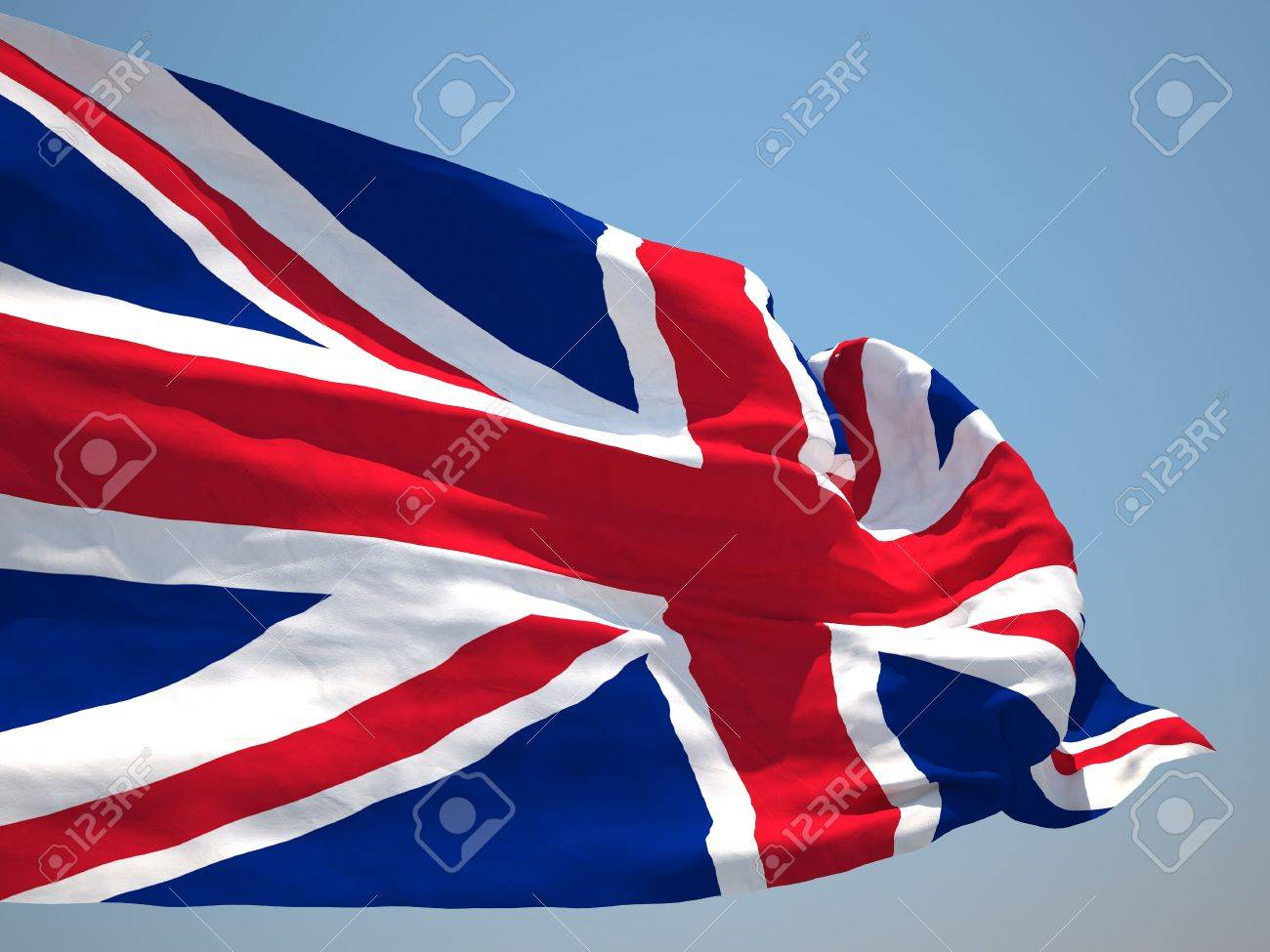 united kingdom hd flag england stock photo, picture and royalty free