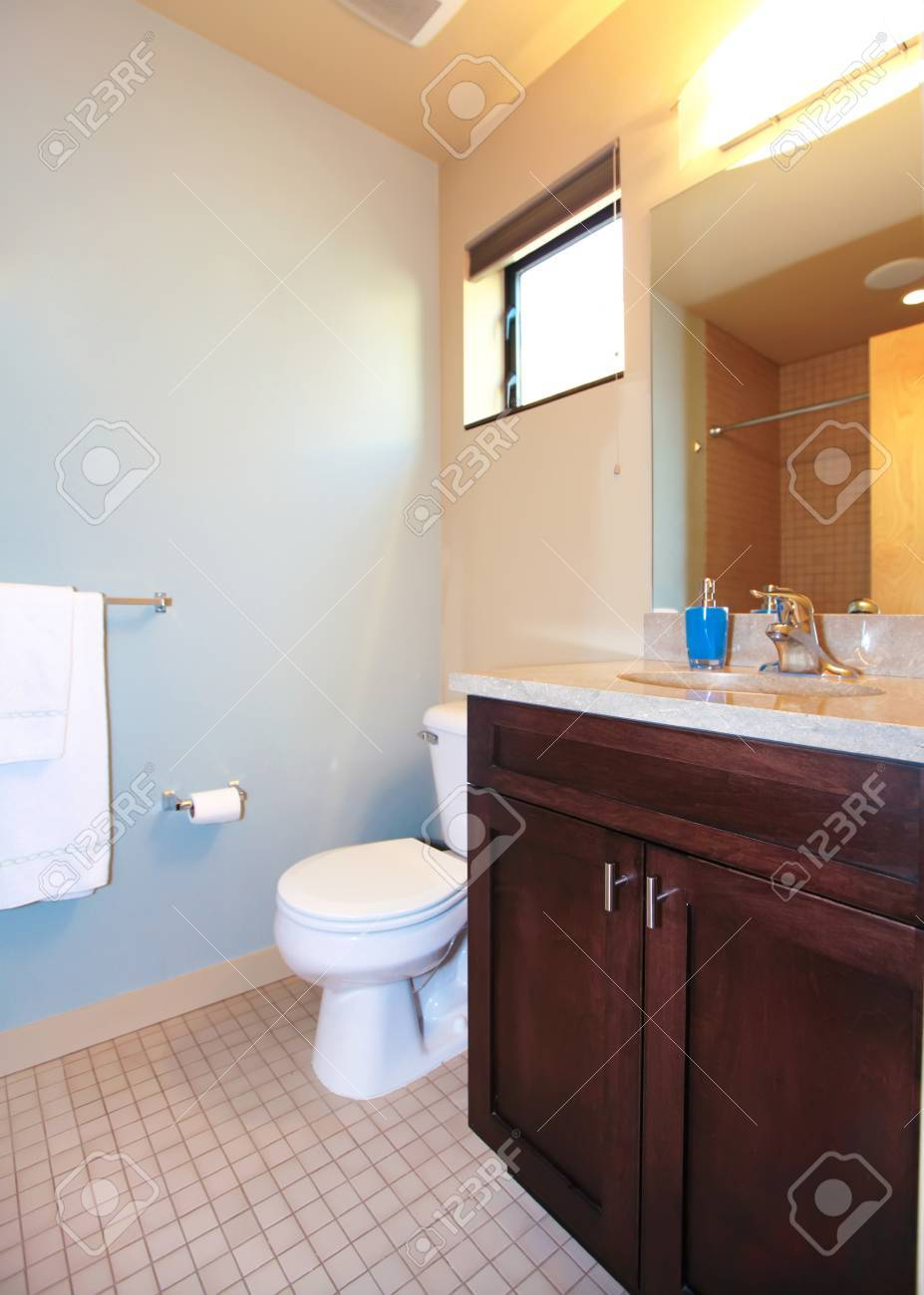Small Blue Bathrooms Small Blue Bathroom Images Yes Yes Go
