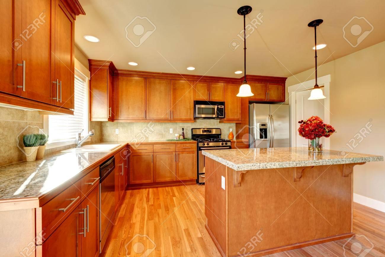 Holzfußboden In Küche ~ Holzboden küche stark inspiration leben