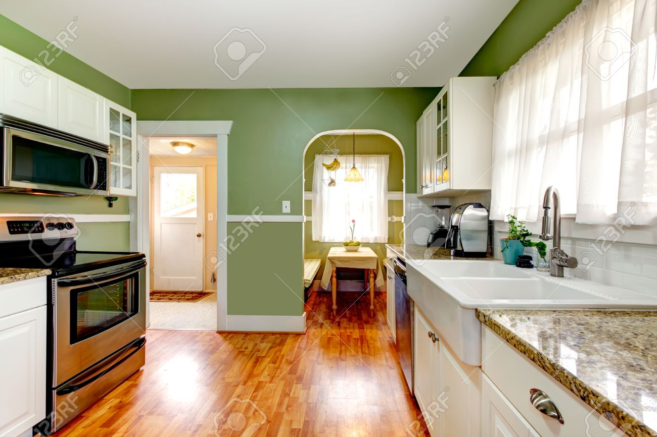 Cucina Verde. Beautiful With Cucina Verde. In Offerta With Cucina ...