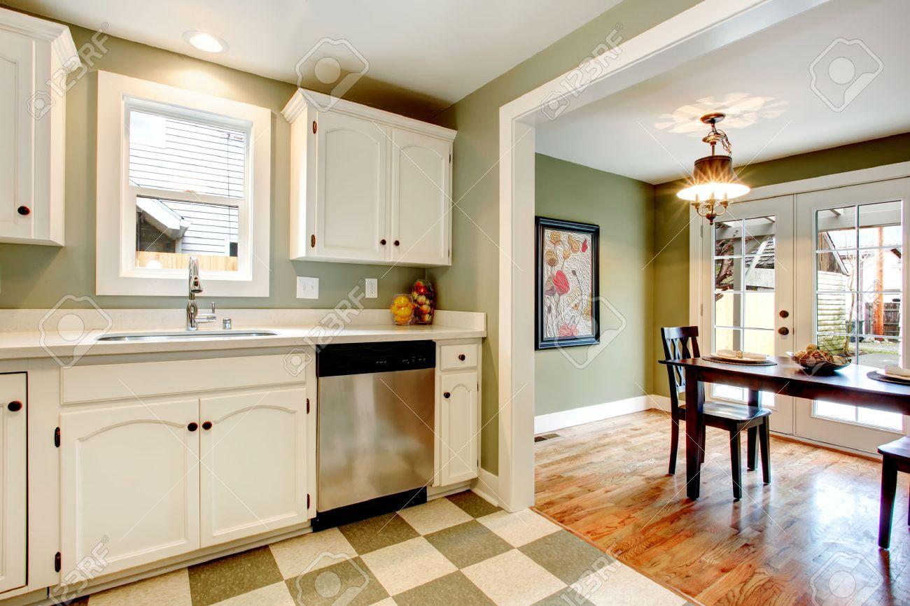 White Kitchen Beige Tile Floor Cliff Kitchen – White Kitchen Cabinets with Tile Floor