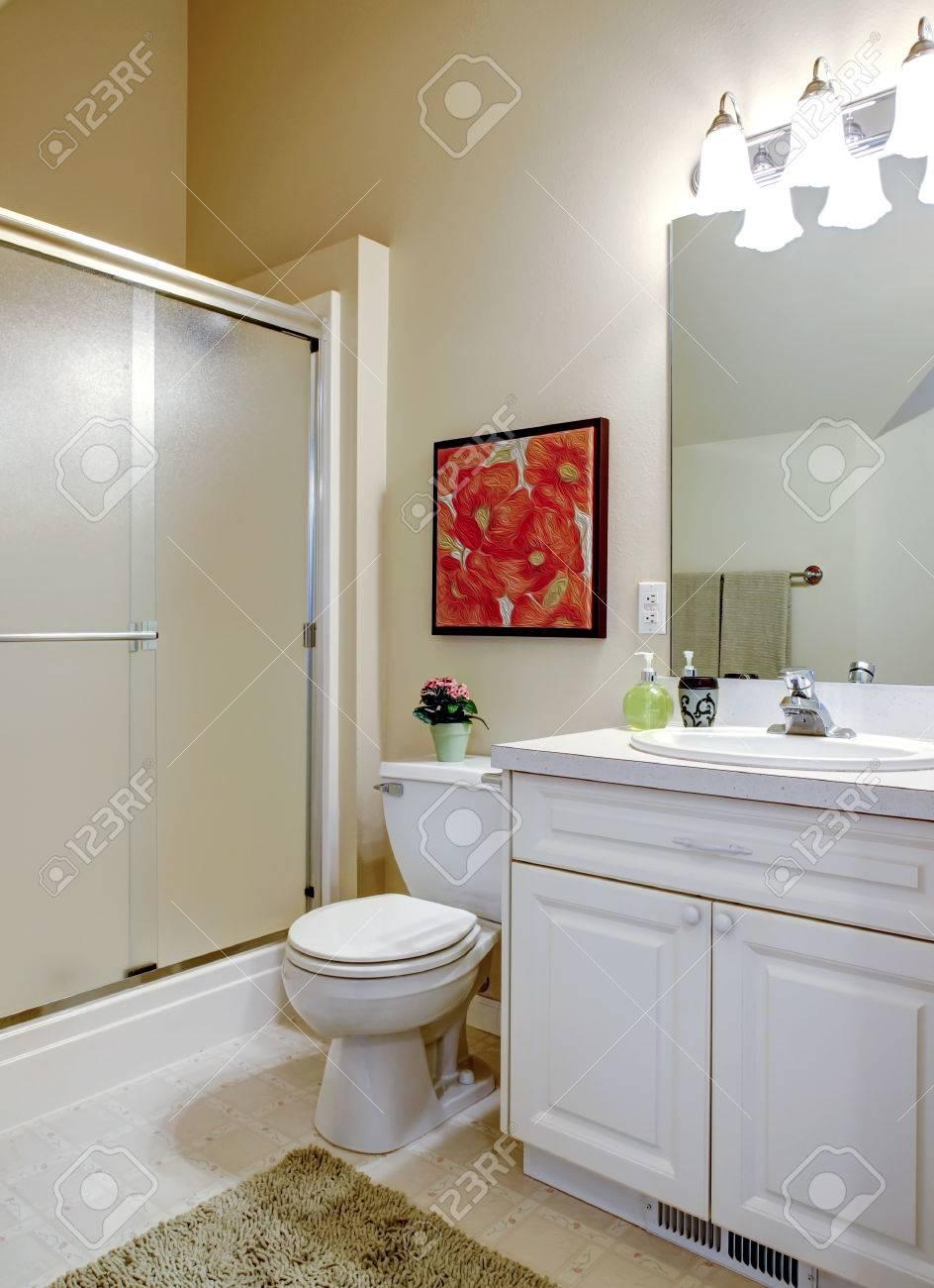 Small Bathroom High Ceiling high ceiling bathroom