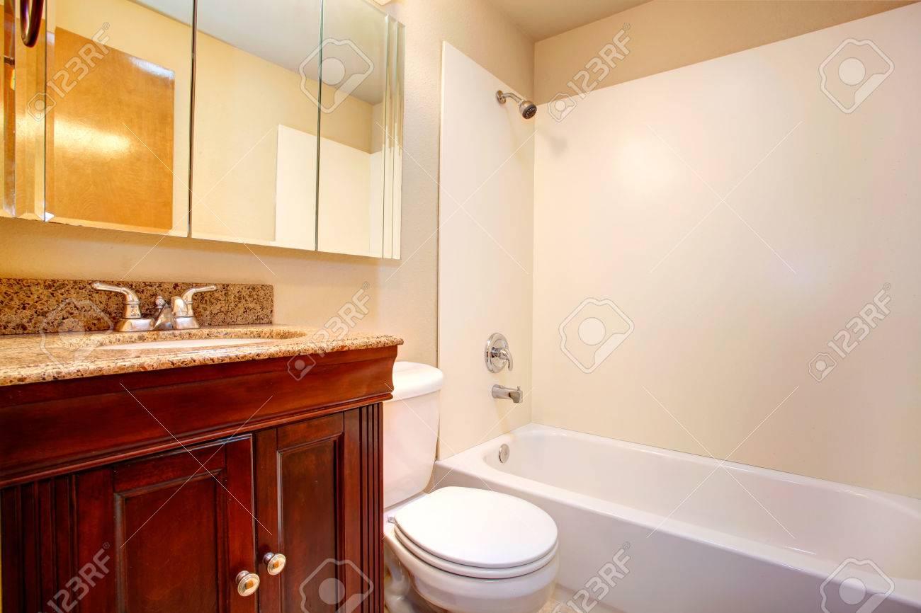 Vasca Da Bagno Con Lavabo : Bagno con lavabo vasca da bagno e wc foto royalty free immagini